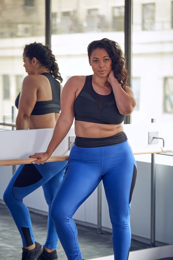 First Look: Fashion to Figure Releases their Activewear Collection, FTF Active! http://thecurvyfashionista.com/2016/11/fashion-to-figure-activewear-ftf-active/   Looking for affordable plus size activewear and workout clothes? Marrying fashion and technology, Fashion to Figure has released a new activewear collection!