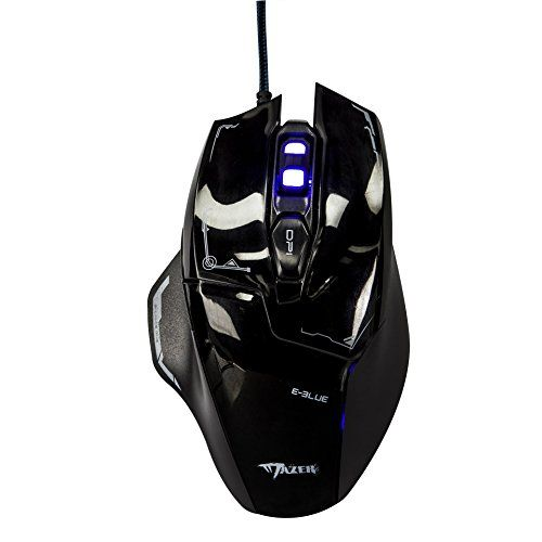 FarCry 5 Gamer  #PC - #Mazer #EMS642 #Wired #Black #Gaming #Mouse - #Mac #Linux   Price:     Cobra EMS626 is the latest upgraded version of Cobra Series,6 Buttons (Left/Right/wheel/Forward/Backward/DPI),Compatible with Windows 98/ 2000/ ME/ NT / XP/ win 7/ win 8/ win 10/ #Mac OS and other OS, plug & play.Ultra-strong and durable: the button adopt the OMRON Jogging, Blue pulsating lights and Cool LED scroll wheel, and the click times up to 8million that only the high-end #mous