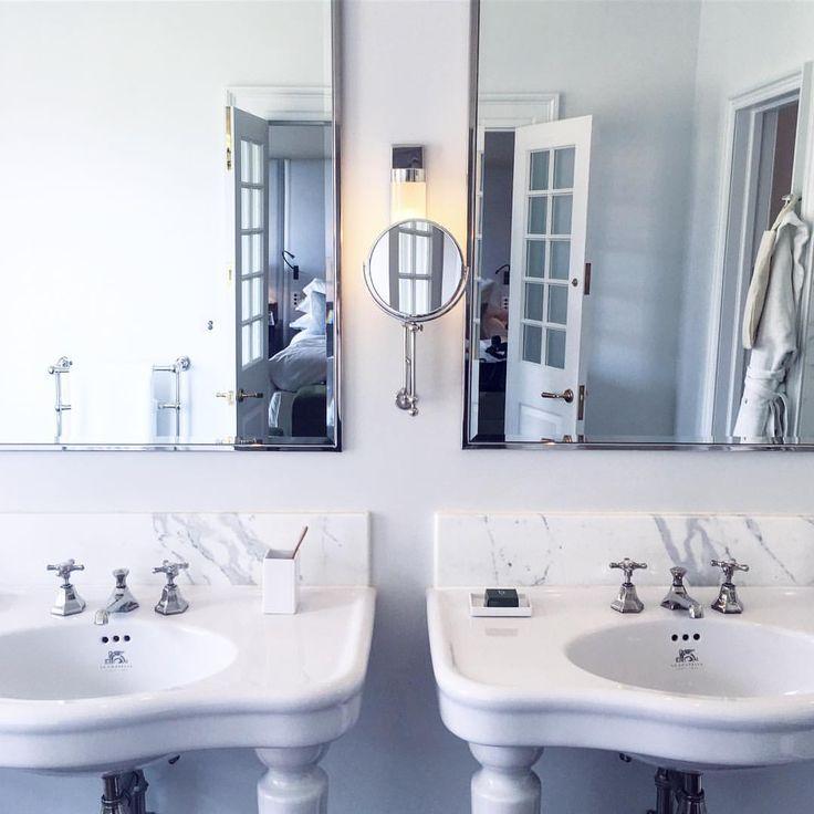 "9,349 Likes, 17 Comments - Fleur De Force (@fleurdeforce) on Instagram: ""Bathroom goals 😍 I got so much dreamy house inspiration from @limewoodhotel"""