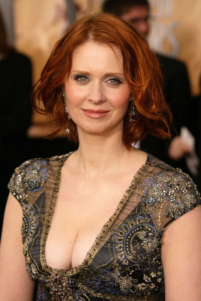 cynthia nixon - photo #37