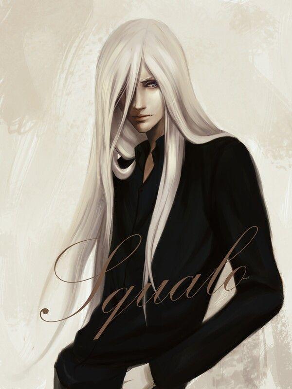 Hair Deviantart Blonde Boy