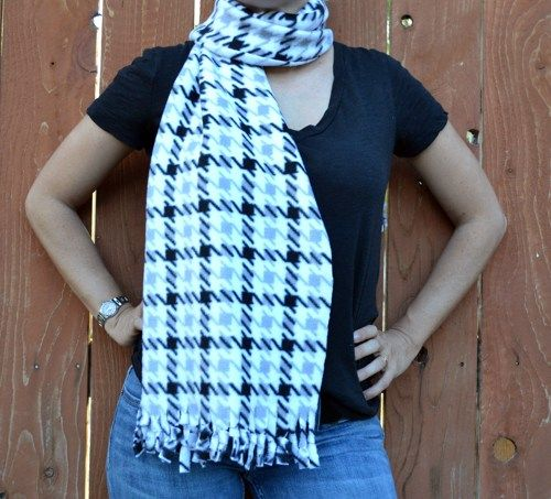 The 17 best Scarfs images on Pinterest | Fleece scarf, Wool scarf ...