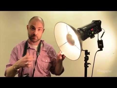 Oświetlenie studyjne - YouTube