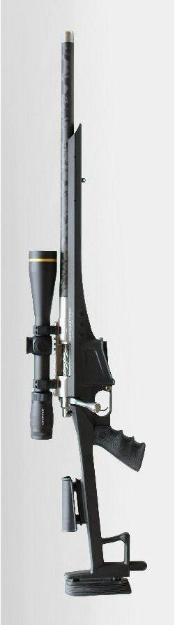 Eberlestock EPR-1 Eberlestock Precision Rifle--I wonder what the weight of this gun is. Liking the streamlined look. http://www.eberlestock.com/Eberlestock%20Precision%20Rifles.html