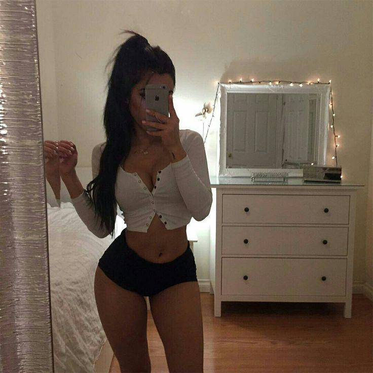 Women Taking Selfies In Changing Room