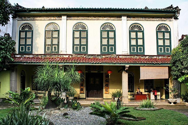 Tjong A Fie Mansion Tempat Wisata Bersejarah di Medan - Sumatera Utara