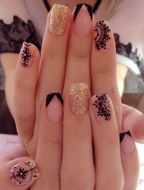 Nail Art ideas by Hilary