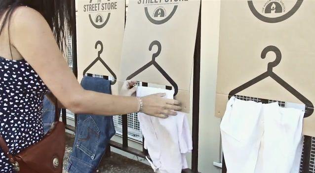 世界中に支援の輪を!ホームレスのためのアパレルショップ「The Street Store」   AdGang