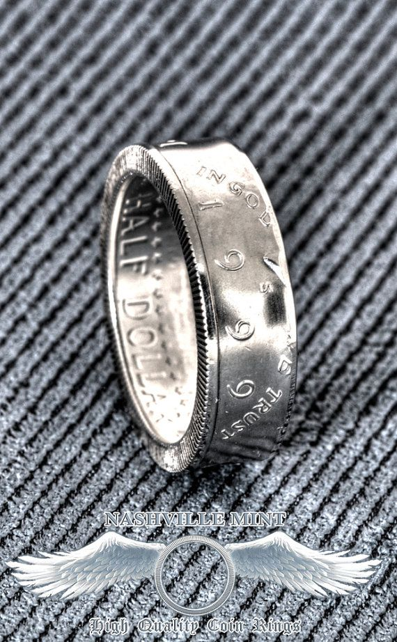 So unique...half dollar ring showing year https://www.etsy.com/listing/240390839/2000-silver-jfk-kennedy-us-half-dollar