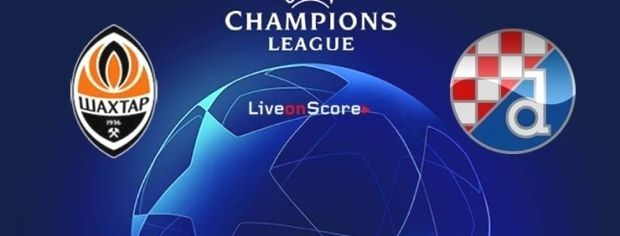 Shakhtar Donetsk Vs D Zagreb Preview And Prediction Live Stream Uefa Champions League 2019 2020 Allsportsnews Uefa Champions League Champions League League