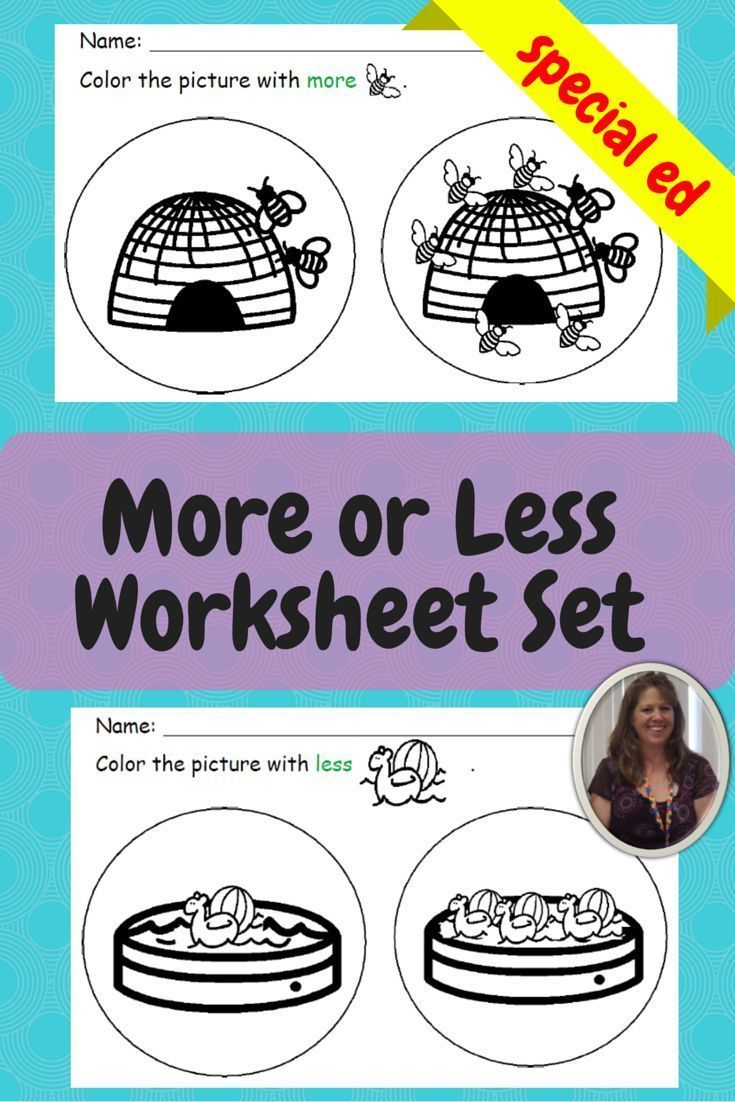 1753 best Math for Special Education images on Pinterest ...