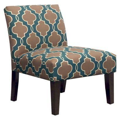 Avington Armless Slipper Chair