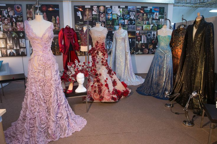 Jupiter Ascending Costumes