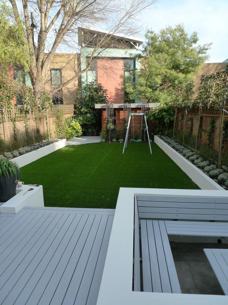 1268 best Gartenzeug images on Pinterest Gardening, Landscaping - garageneinfahrt am hang