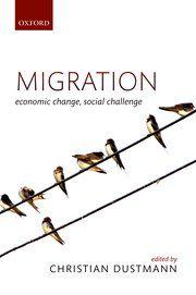Migration : economic change, social challenge.    First edition.    Oxford University Press, 2015