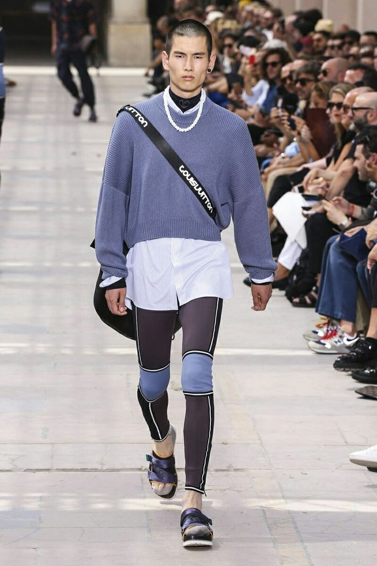 Louis Vuitton S/S 2018-PFW