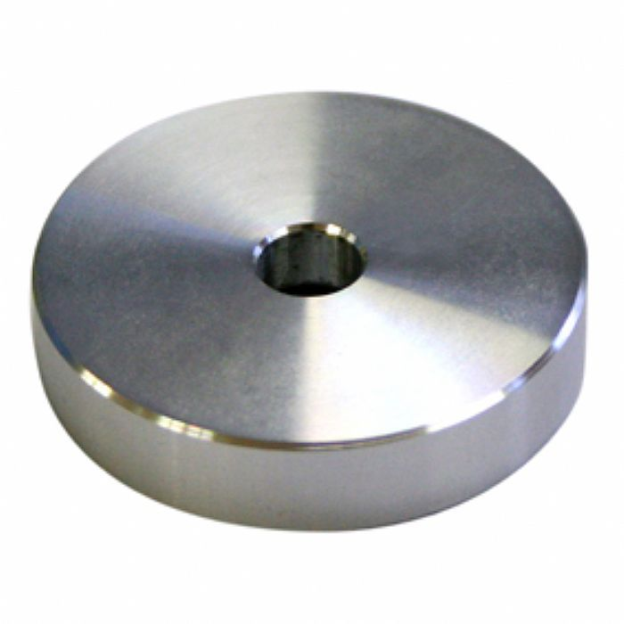 "Kun 7,60£ ...The Technics flat silver classic shaped 45 RPM adapter is for 7"" records. It can be used with SL 1200/1200MK2/M3D/MK5G turntables. Technics EP 45 Adapter"