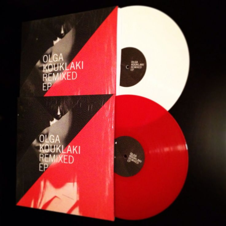 Olga Kouklaki Remixed EP