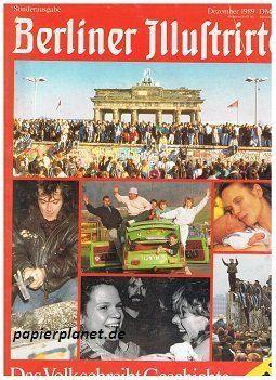 DIESES Heft habe ich AUCH bei mir ZUHAUSE: Berliner Illustrierte Sonderausgabe - Deutschland im November 1989 -Tage,die wir nie vergessen -Die friedliche Revolution von unbekannt, http://www.amazon.de/dp/B007DAPB7M/ref=cm_sw_r_pi_dp_8XO7sb0021D5C