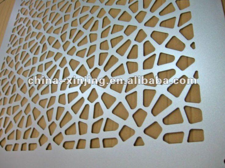 Decorative Metal Screens Decorative Perforated Metal