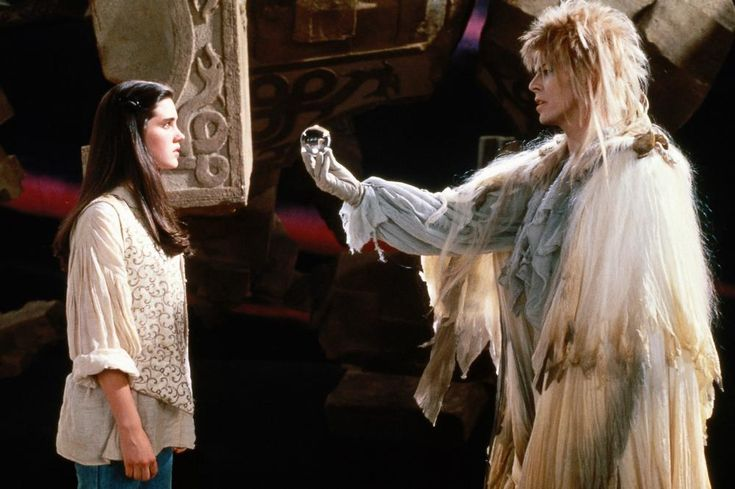 Labyrinth (1986) - Jennifer Connelly, David Bowie