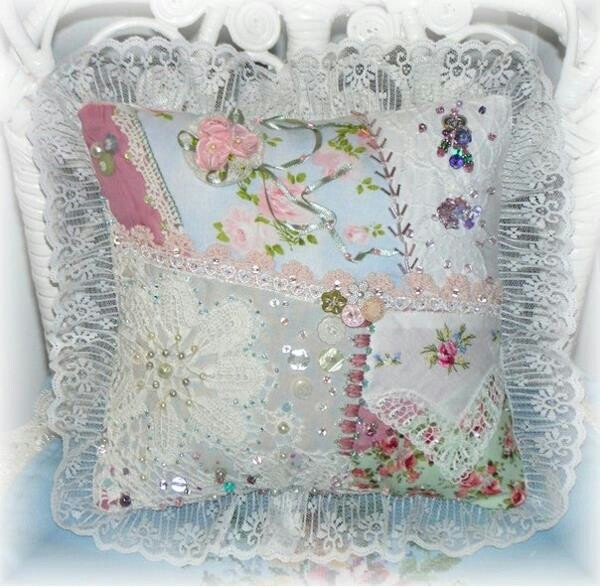 From mark lipinsky's FB page...... gorgeous!   This would be a Sweet idea for some Vintage hankies I think....