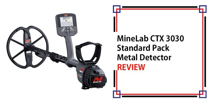 MineLab CTX 3030 Standard Pack Metal Detector Review