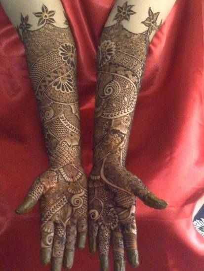 Noorjahan Mehendi Artist Info & Review | Mehendi Artists in Hyderabad | Wedmegood