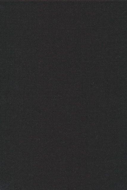 Uld m/stræk mørkebrun