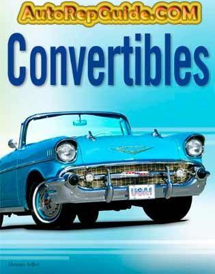 "Download free - Convertibles (D. Adler): Image: https://www.autorepguide.com/title/convertibles.jpg Car """"Convertible""""… by autorepguide.com"