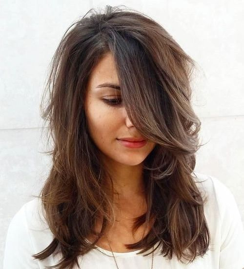 Women Hairstyles short hairstyles women straight hair The Perfect Bedhead Medium Haircut For Women More