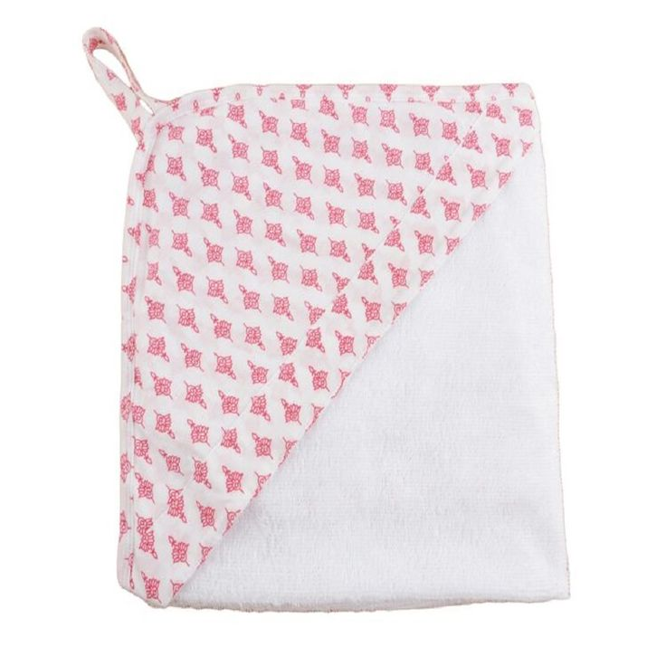 Bindi Hooded Towel. Bath and swim time has never looked so cute with our bold print hooded towels. Made from a super soft terry towel complete with a 100% cotton hood. www.wildandbliss.com