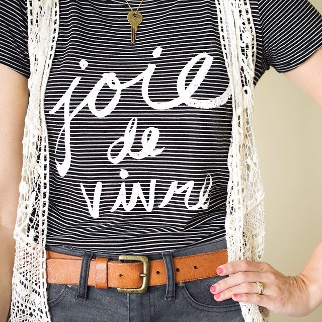 Collections Sleeveless Top - joie de vivre top by VIDA VIDA Sale Collections iCMJMCb1