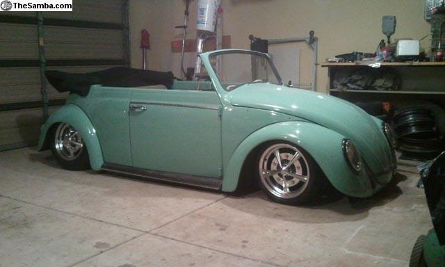 119 best sleeper vw beetles images on pinterest vintage for Garage volkswagen 95