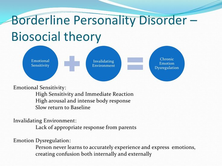how a borderline personality disorder love relationship evolves roger melton