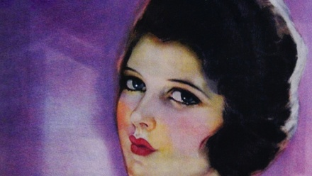 Victorian Era -1930's -Lisa Eldridge Make Up. I really like the cupids bow lips the make up of that time had.