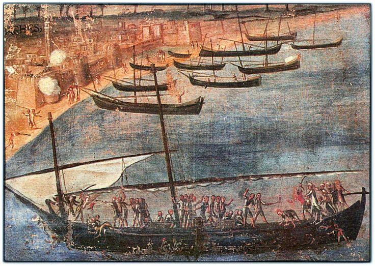 1700-1720- Τα πειρατικά πλοία