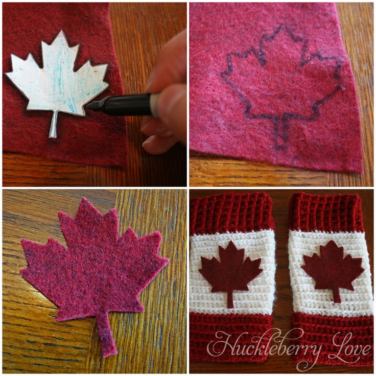Huckleberry Love: Crochet Canada & Independence Day 'Baby Legs'