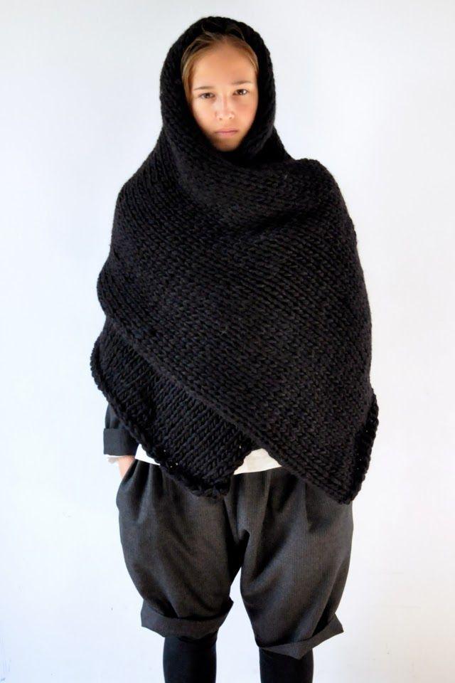 wrap - knitting inspiration