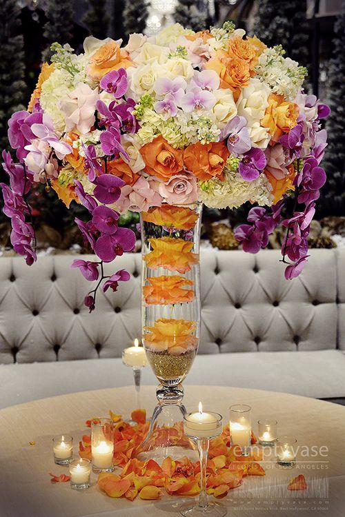 115 best empty vase florist los angeles images on pinterest flower arrangements floral. Black Bedroom Furniture Sets. Home Design Ideas