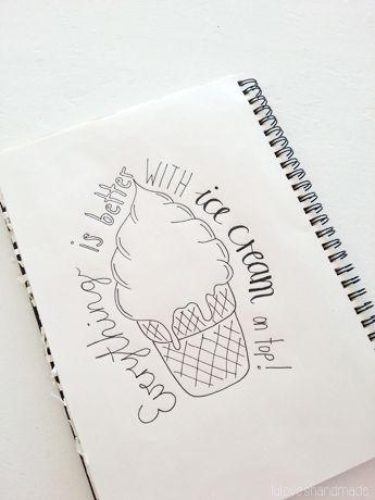 Luloveshandmade: Ice Cream