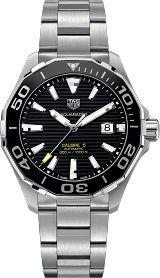 Aquaracer Calibre 5 Automatic Watch 300 M - 43 mm Ceramic Bezel WAY201A.BA0927 TAG Heuer watch price