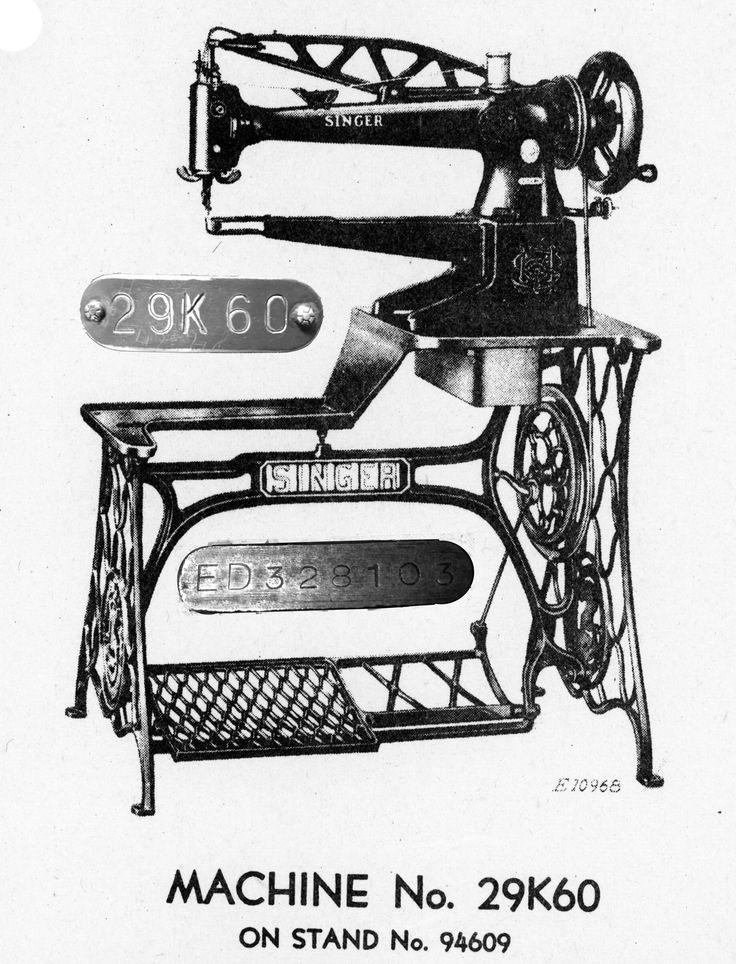 my 29k 60 singer 29k sewing machine repair vintage sewing machines antique sewing machines. Black Bedroom Furniture Sets. Home Design Ideas