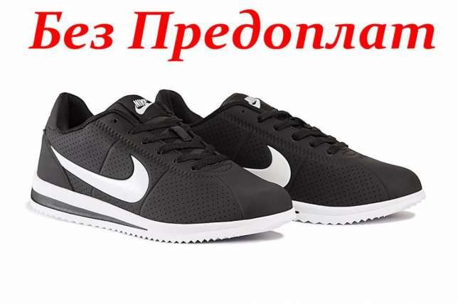 Мужские Кроссовки Nike Cortez Ultra Moire black Ровно - изображение 1