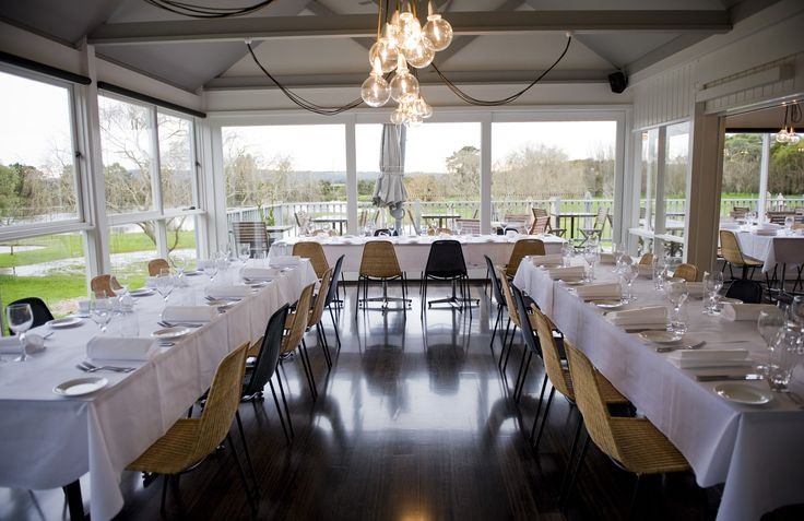 Our stunning private dining room caters for up to 50 people for special occasions www.stillwateratcrittenden.com.au