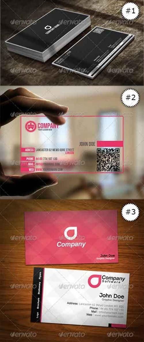 GraphicRiver Business Card Bundle 1