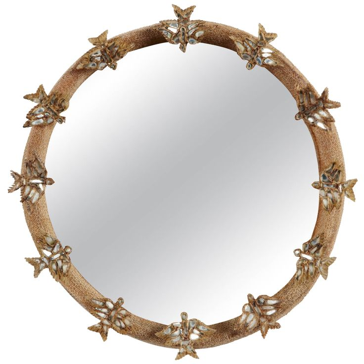 Line vautrin skylark mirror miroir aux alouettes for Miroir aux alouettes