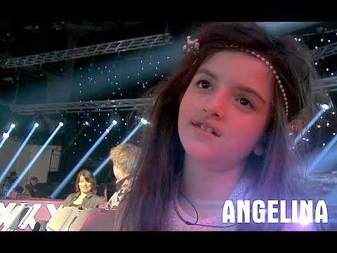 """Wenn DU diesen Auftritt siehst bekommst du Gänsehaut! Die 8-jährige Angelina Jordan beeindruckt die Juroren bei """"Norkse Talenter"""", der norwegischen Ausgabe von das Supertalent mit dem Song """"Bang Bang...  #singing #wow #awesome #norway #norsketalenter #talented"""