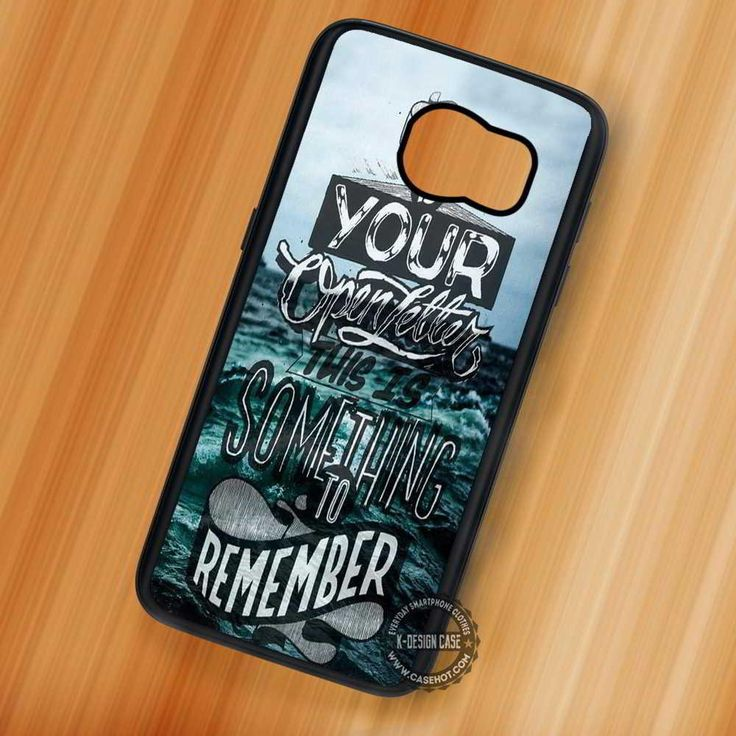 This is Your Open Letter Arctic Monkeys Lyrics - Samsung Galaxy S7 S6 S5 Note 7 Cases & Covers