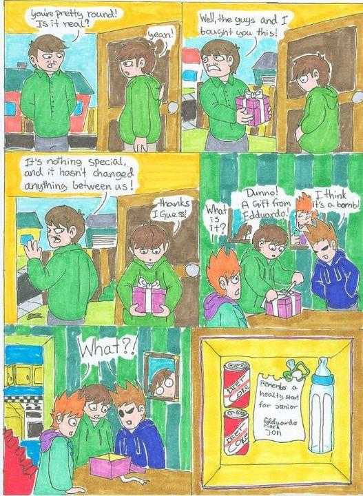 Imágenes Eddsworld - comic TomTord   eddsworld   Eddsworld comics